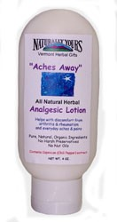 Aches Away Lotion